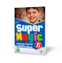 Super Magic 5 - Student's Book - 9788853617897