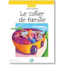 Le collier de famille + CD audio - 9788881485840