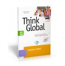 Think Global – Teacher's Book - 9788853619488