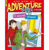 Adventure Box - prenumerata na 1 rok (10 numerów) - 0000000000000