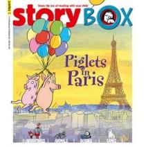 Story Box + CD - prenumerata na 1 rok (10 numerów + 10 CD audio) - 0000000000000