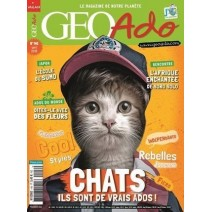 GEO Ado - prenumerata na 1 rok (12 numerów)