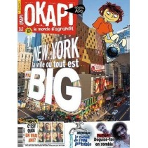 Okapi - prenumerata na 6 miesięcy (11 numerów)