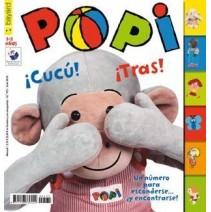 Popi - język hiszpański - prenumerata na 10 numerów