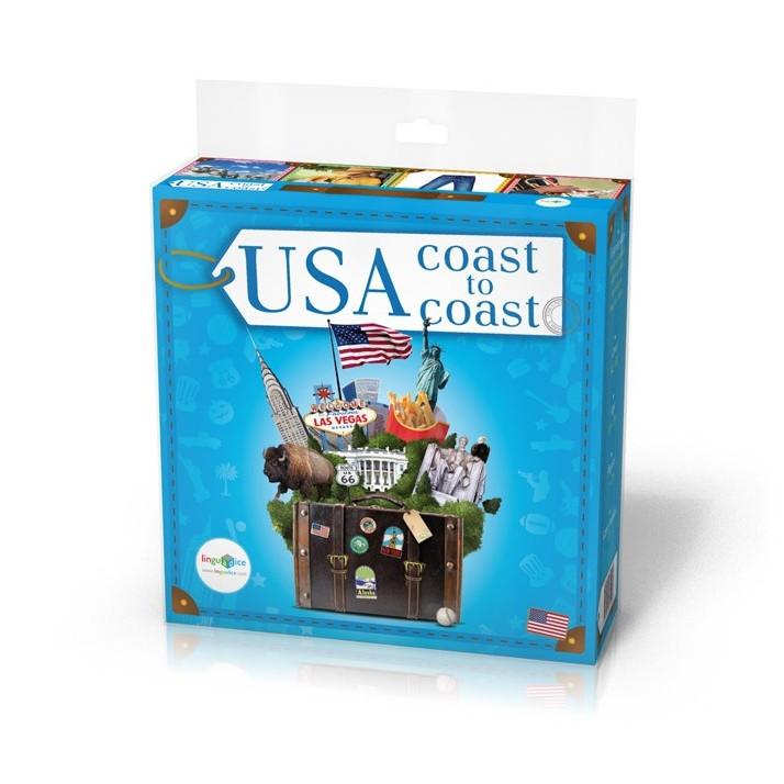 angielska gra USA Coast to Coast