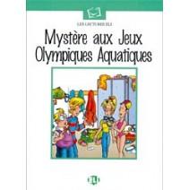 Mystère aux Jeux Olympiques Aquatiques + CD audio - 9788881484546