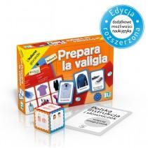Prepara la valigia - gra językowa z polską instrukcją i suplementem - 9788853619303