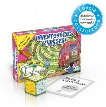 Inventons des phrases! - gra językowa z polską instrukcją i suplementem - 9788853616753