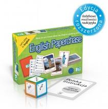 English Paperchase - gra językowa z polską instrukcją i suplementem - 9788853619310