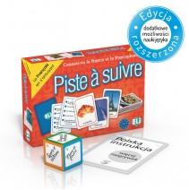 Piste à suivre - gra językowa z polską instrukcją i suplementem - 9788853619327