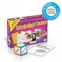 Schnitzeljagd Deutsch - gra językowa z polską instrukcją i suplementem - 9788853619334