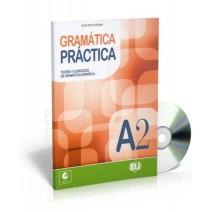 Gramática Práctica A2 + audio CD - 9788853615268