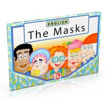Gra językowa The Masks - 9788881481842