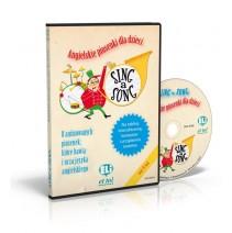 Sing a Song DVD-ROM - angielskie piosenki karaoke dla dzieci - 9788364730771