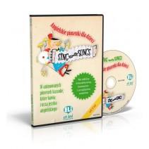 Sing More Songs DVD-ROM - angielskie piosenki karaoke dla dzieci - 9788364730788