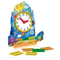 Class Clock - nauka czasu zegarowego i daty- język angielski - 9788881484720