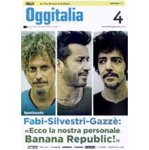 Oggitalia - nr 4 - 2014/2015 + audio mp3