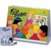 Flip Posters Base  -  64x50cm (Français) - 9788853609298