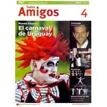 Todos Amigos - nr 4 - 2014/2015 + mp3