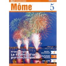 Môme - nr 5 -  2016/2017 + audio mp3