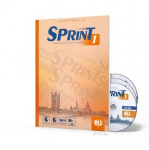 Sprint 1 - Teacher's Book with Tests & Resources - 9788853623300