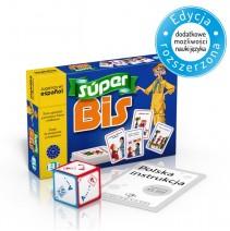Super Bis Español - gra językowa z polską instrukcją i suplementem - 9788853625922