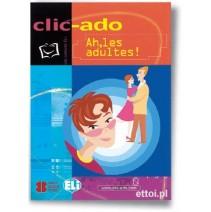 Ah, les adultes + CD audio - 9788881488148