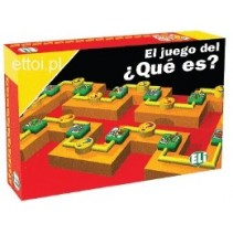 Gra językowa El juego del ¿Qué es? - 9788881487592