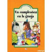 Cuenta y canta una historia - Un cumpleaños en la granja+CD - 9788853602237