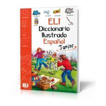 ELI Diccionario ilustrado Español Junior - 9788881484362