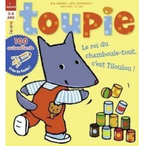 Toupie - prenumerata na 1 rok (12 numerów)