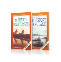 The History of the United States + The History of England