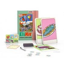 Gra językowa EliKit Español - Los alimentos - 9788885148826