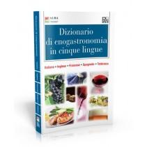 Dizionario di enogastronomia in cinque lingue - 9788888719481