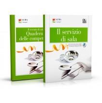 Il servizio di sala + quaderno delle competenze - 9788888719856