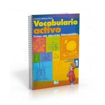 Vocabulario activo 1 fichas con ejercicios fotocopiables