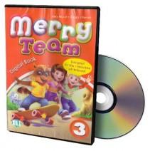 Merry Team 3 Digital Book - CD-ROM