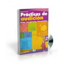 Prácticas de audición 2 + CD audio - 9788853601384
