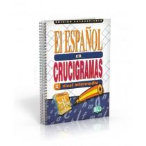 El español en crucigramas 2 - nivel intermedio - 9788881485666