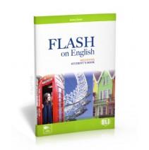 FLASH on English Student's Book: Beginner Level - 9788853621238