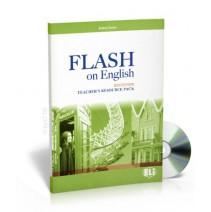 FLASH on English Teachers's Resource Pack: Beginner Level - 9788853621252
