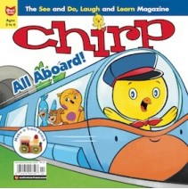 Chirp - prenumerata na 1 rok (10 numerów)