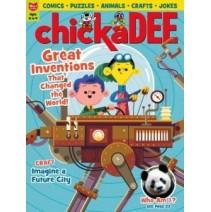 ChickaDEE - prenumerata na 1 rok (10 numerów)