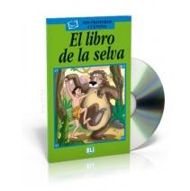 El libro de la selva + CD audio - 9788881487141