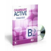Grammaire Active B2 + audio CD - 9788853621740