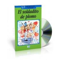 El soldadito de plomo  + CD audio - 9788881482931