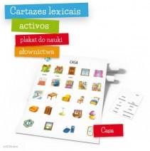 Cartazes lexicais activos - Casa - 9788364730689