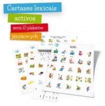 Cartazes lexicais activos - zestaw 10 plakatów - 9788364730566