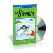 La Sirenita + CD audio - 9788881483631