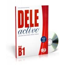 DELE Activo B1 + 2 CD audio